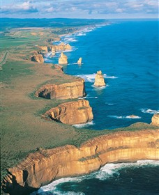 12 Apostles Flight Adventure from Apollo Bay - St Kilda Accommodation