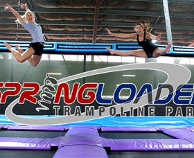 Springloaded Trampoline Park - St Kilda Accommodation