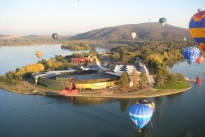 Canberra Hot Air Balloon Flight at Sunrise - St Kilda Accommodation