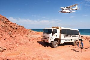 Horizontal Falls Full-Day Tour from Broome 4x4  Seaplane - St Kilda Accommodation