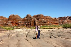 Bungle Bungle Flight Domes  Cathedral Gorge Guided Walk from Kununurra - St Kilda Accommodation