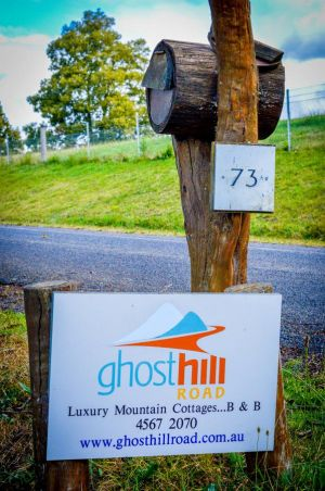 Ghost Hill Road - St Kilda Accommodation