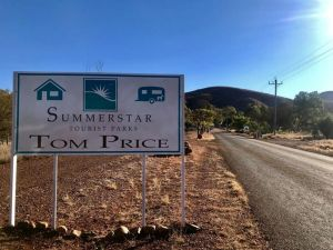 Tom Price Tourist Park - St Kilda Accommodation