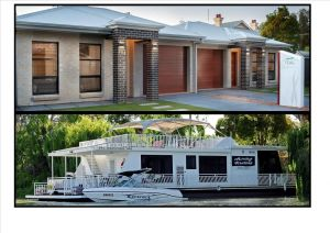 Renmark River Villas and Boats  Bedzzz - St Kilda Accommodation