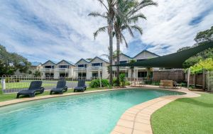 Boathouse Resort Studios and Suites - St Kilda Accommodation