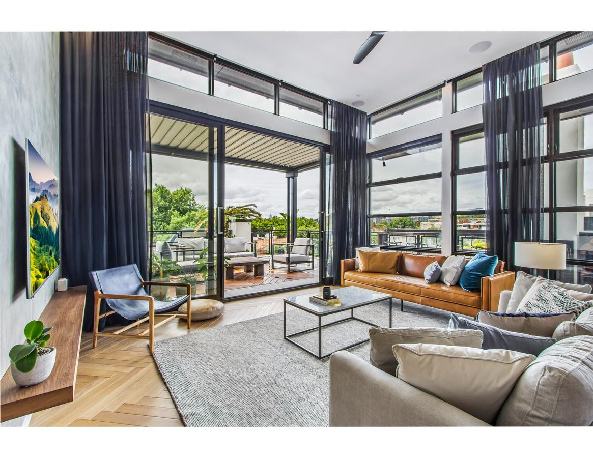 Ultimate Luxury Penthouse From The Block - St Kilda Accommodation